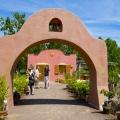 Blumengärten Hirschstetten: Mexikanischer Garten; Wien, 09.06.2