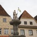 am Stadtplatz, Steyr, 20.03.2010
