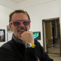 myself im Kunsthaus Wien, 04.01.2012