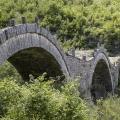 """Steinbrücke in der Zagoria - """"Land hinter den Bergen"""" (Epiros); 27.05.2013"""