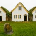 Grassodenhäuser in Glaumbaer; 20.07.2006