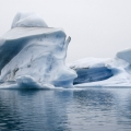 am Gletschersee Jökulsárlón; 26.07.2006