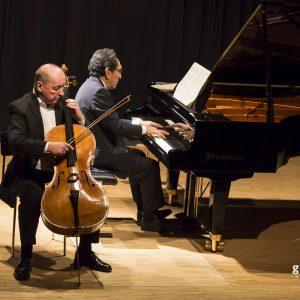 Kontraste für Cello & Klavier, 21.01.2017