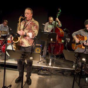 Freddie Bryant's Mingus Monk Quartet / Jazz Lab, 24.03.2017