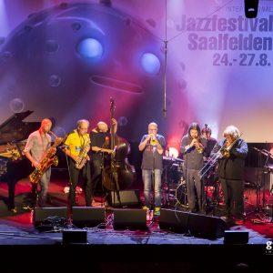 Jazzfestival Saalfelden 2017