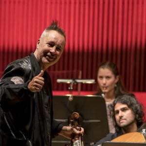 Nigel Kennedy mit Orchester & Band, 07.10.2017