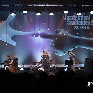 Jazzfestival Saalfelden 2018