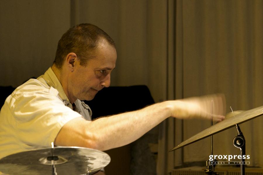 JEWELS & BINOCULARS - Michael Vatcher (perc); Jazzatelier Ulric