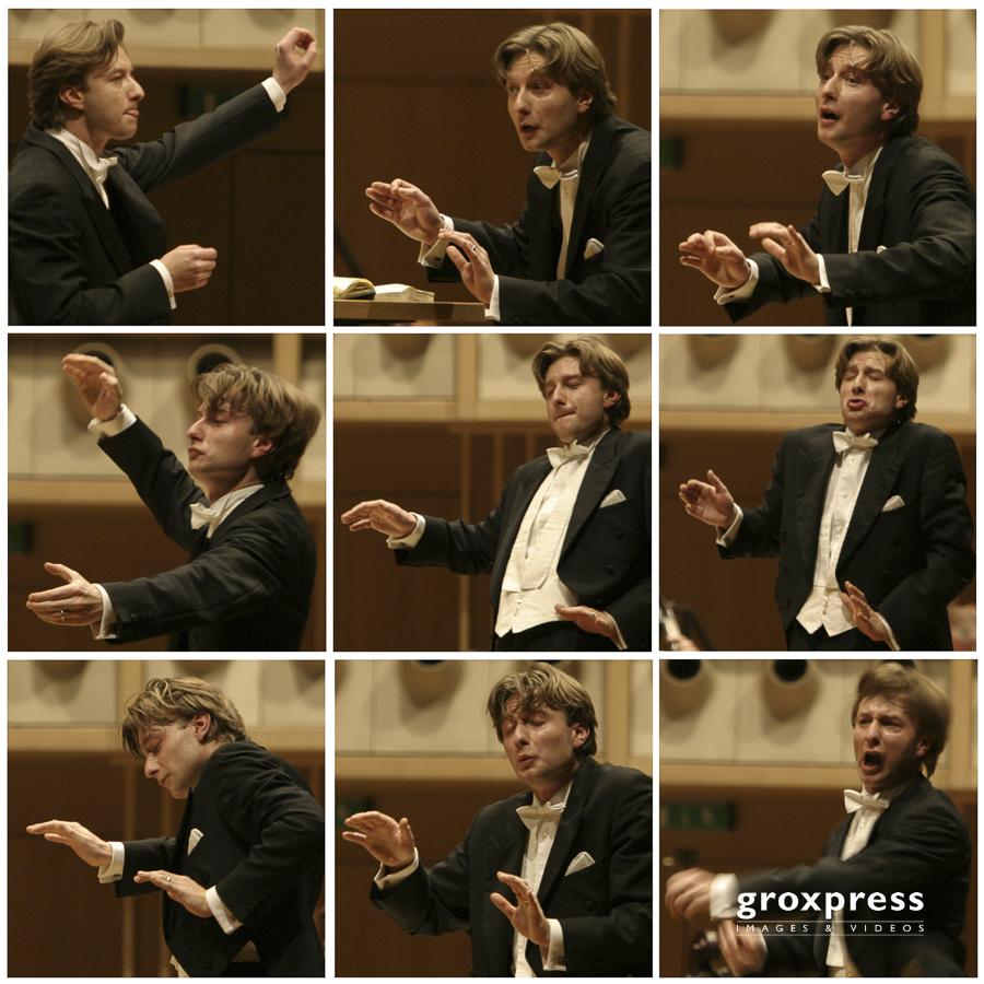 NEUJAHRSKONZERT 2006: Christian Arming (Dirigent); Brucknerhaus
