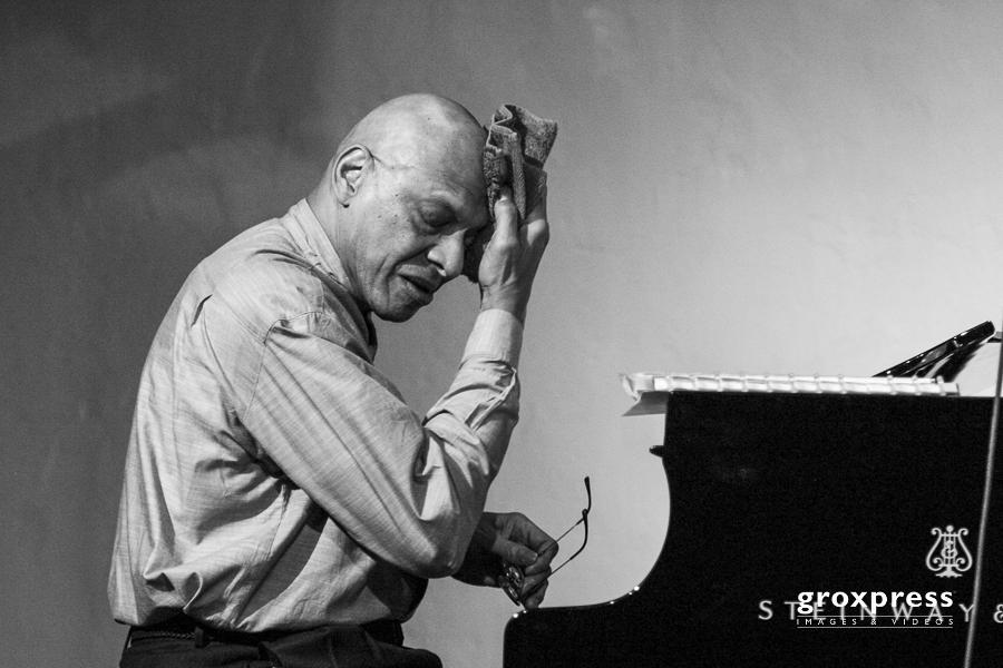 JazzAlive - Kirk Lightsey (p); Local-Bühne Freistadt, 02.02.200