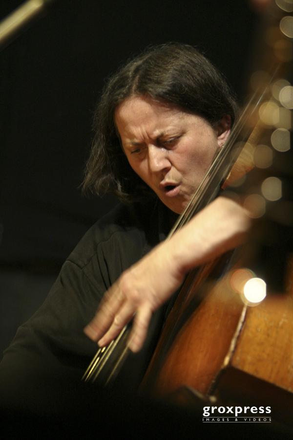 Ulrichsberger Kaleidophon 2006: QUARTET NOIR - Joelle Leandre (K
