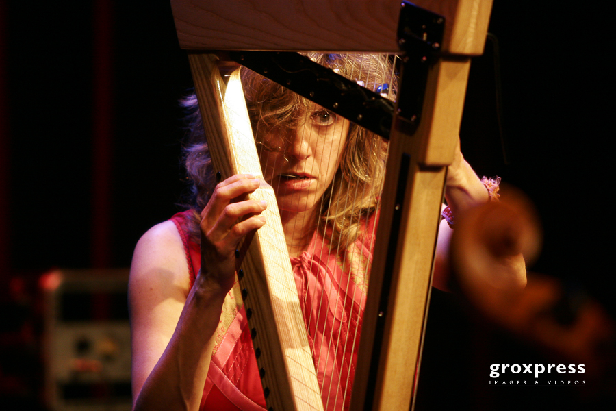 JAZZFESTIVAL SAALFELDEN 2006: Christof Dienz Trio - Zeena Parkin