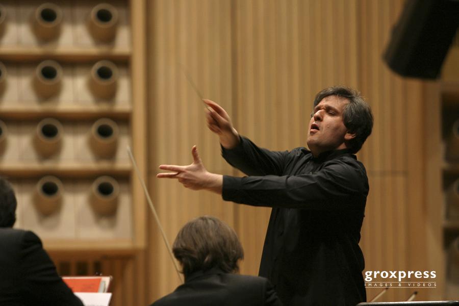 Antonio Pappano (Dirigent); Brucknerhaus Linz, 05.03.2007
