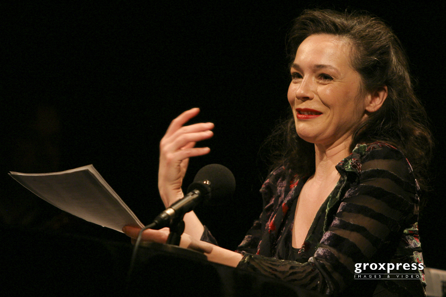 """Julia Stemberger & """"Die Österreichischen Salonisten"""": Julia Ste"""