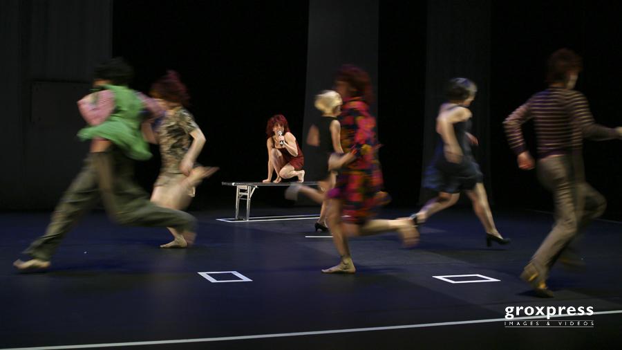 TanzTage07: Editta Braun Company / Rebecca Murgi (A/ITA): Matche