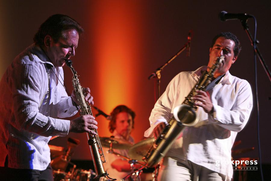 Salzkammergut Festwochen Gmunden 2007: Habana Sax - Jorge Luis A