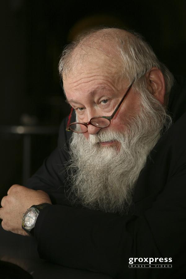 BrucknerTage 2007: Hermann Nitsch im Interview; Stiftstaverne im