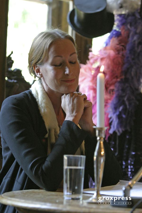 Salzkammergut Festwochen Gmunden 2007: Szenische Lesung mit Nico