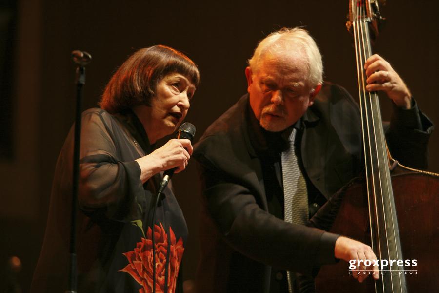 Brucknerfest 2007: Sheila Jordan (voc), Cameron Brown (bass); Br