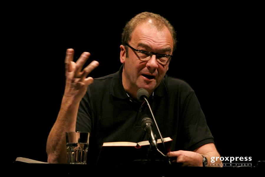 "Literatursalon: Robert Menasse - ""Don Juan de la Mancha oder Die"