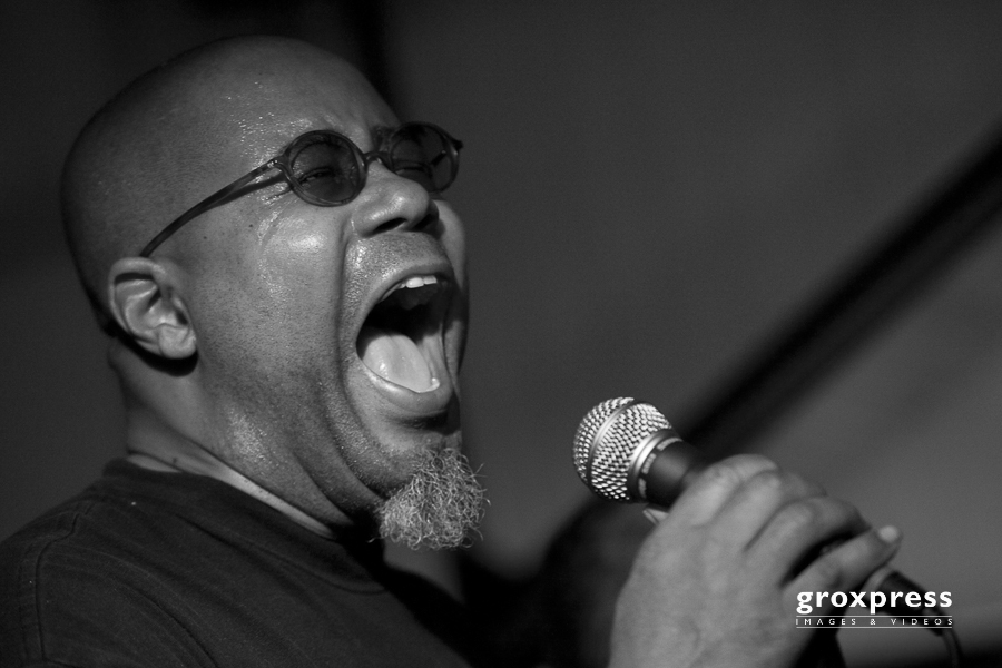 Dwight Trible (voc); Count Davies Jazzclub, Linz, 23.11.2007