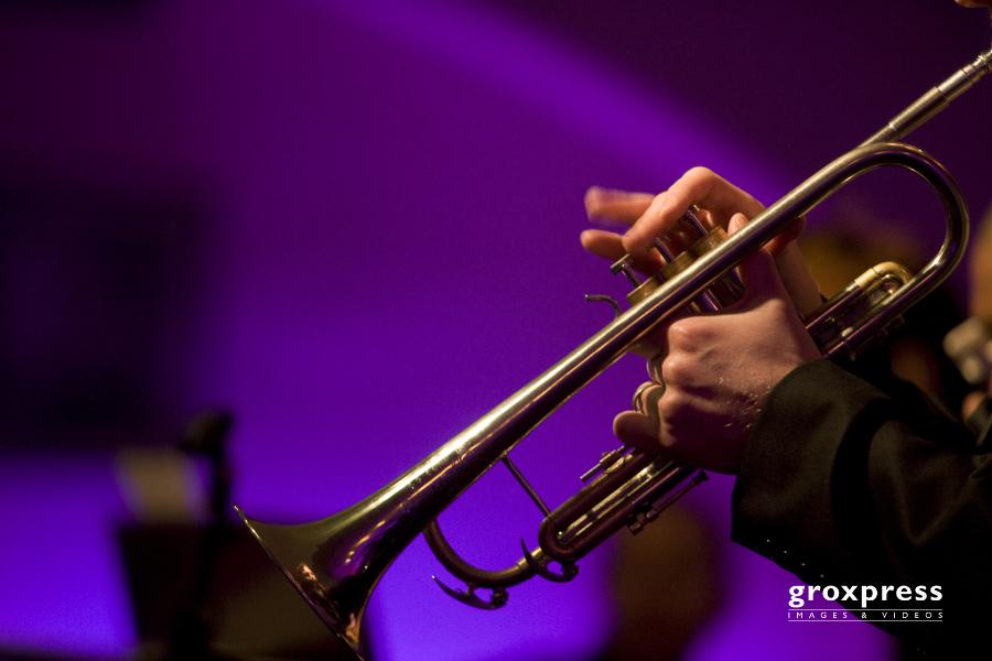 Fine Noise - Daniel Nösig (trumpet); Count Davis Jazzclub Linz,