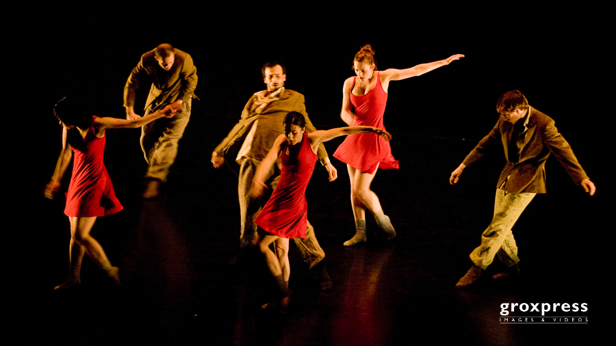 TanzTage08: Hofesh Shechter Dance Company - deGeneration; Postho