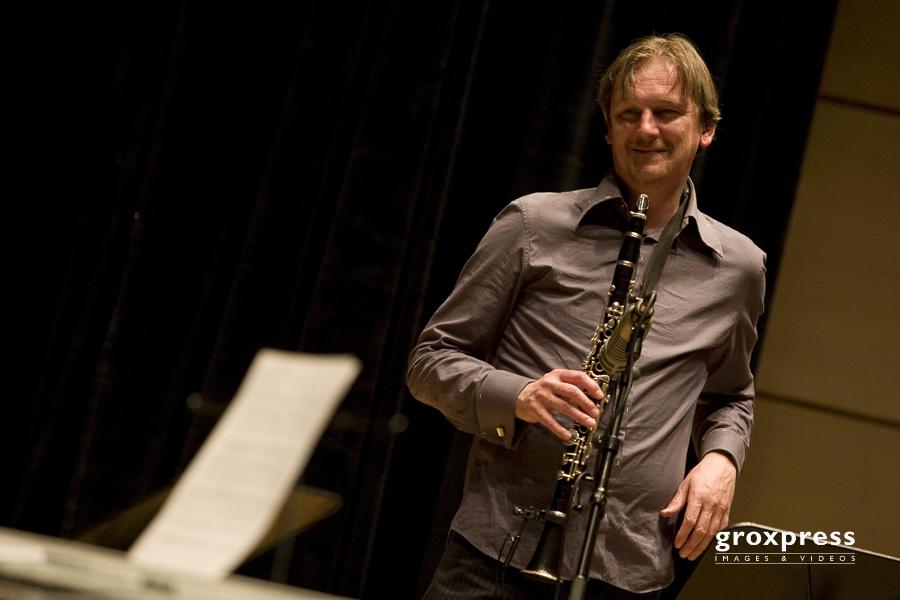 Austrian Jazz Art: Giuffre Zone - Gerald Preinfalk (Klarinette,