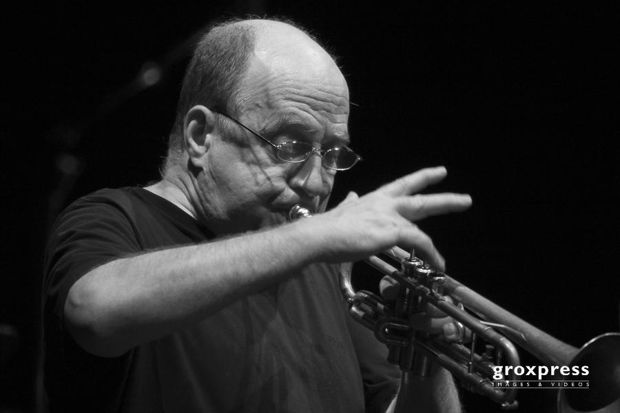 Ray Anderson Quintet: Lew Soloff (trumpet); Alter Schl8hof Wels,