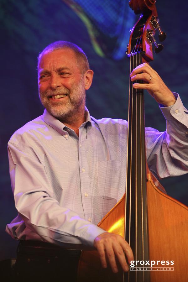 Jazzfestival Saalfelden 2008: Dave Holland Sextet - Dave Holland