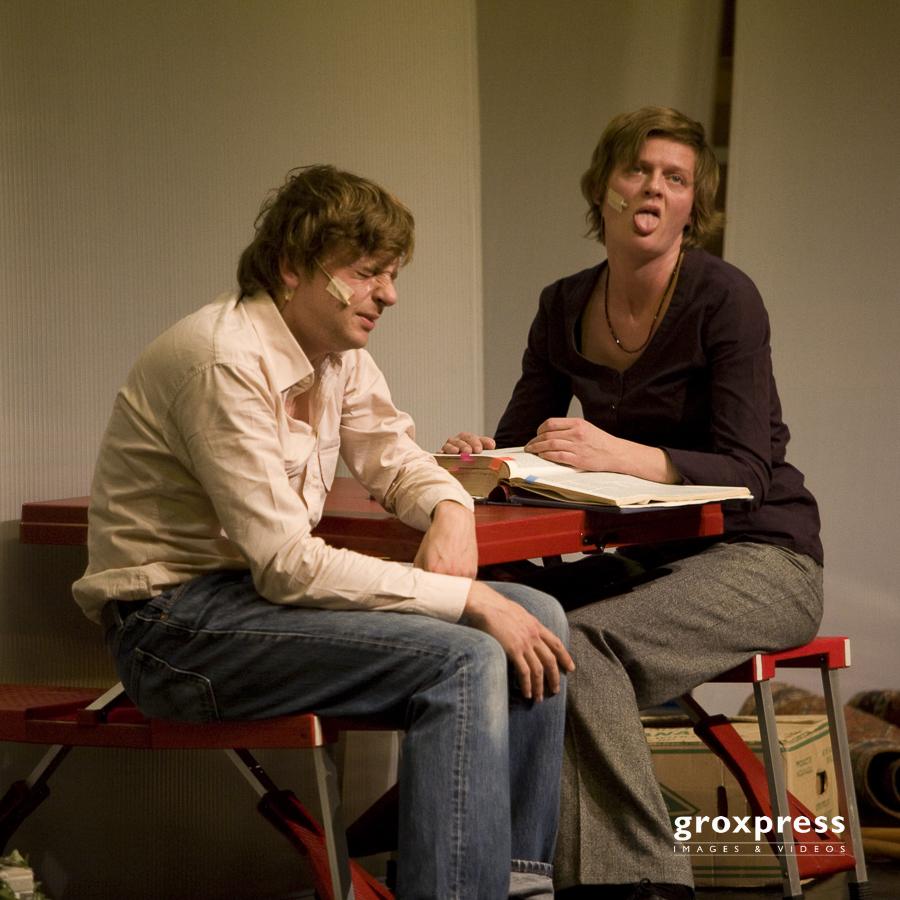 Theater am Neumarkt (Zürich): Das Wetter vor 15 Jahren - Marian