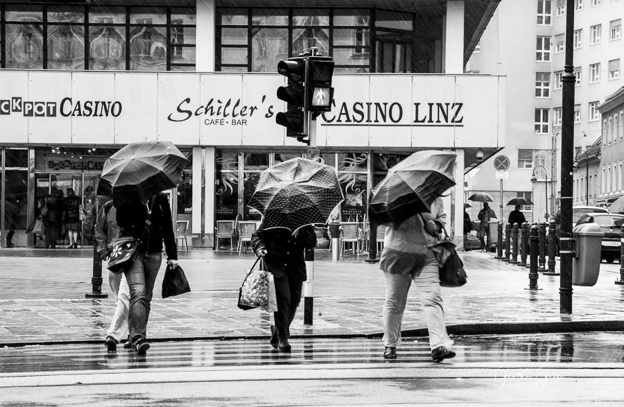 "raining (Projekt ""Linie 1""), 14.07.2009"