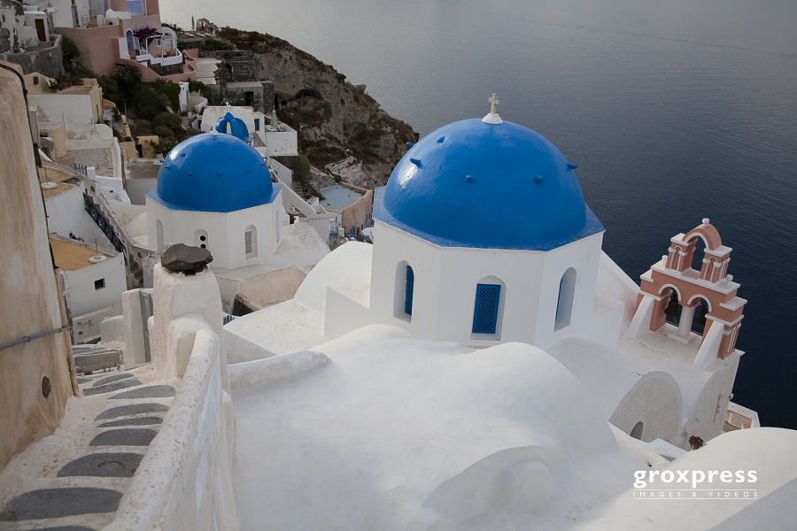 blau-weiß = Griechenland