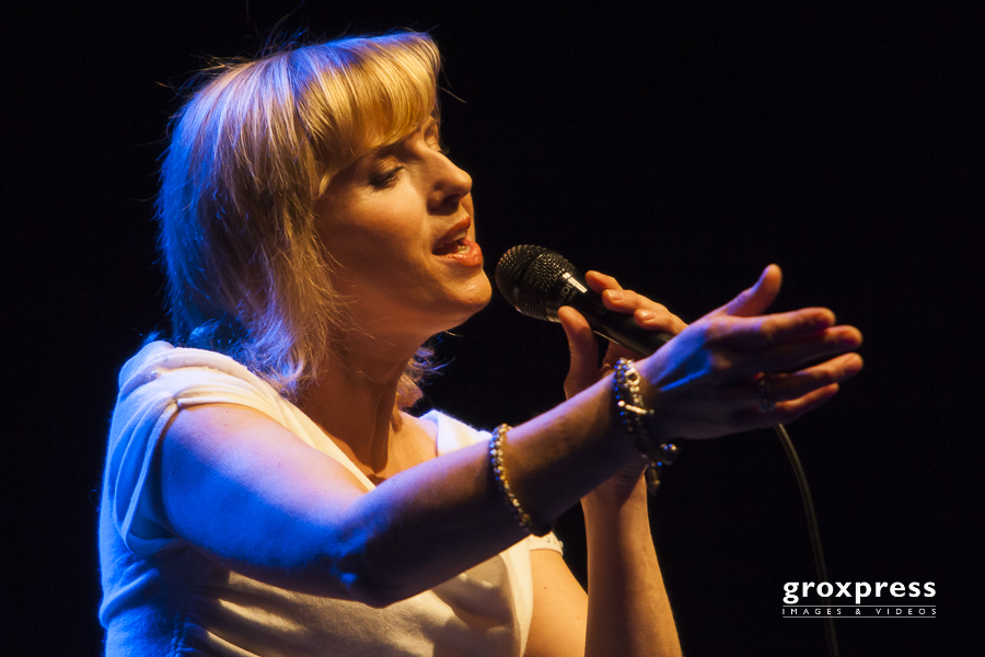 An intimate eveneing unplugged - Silje Nergaard (voc); Posthof,