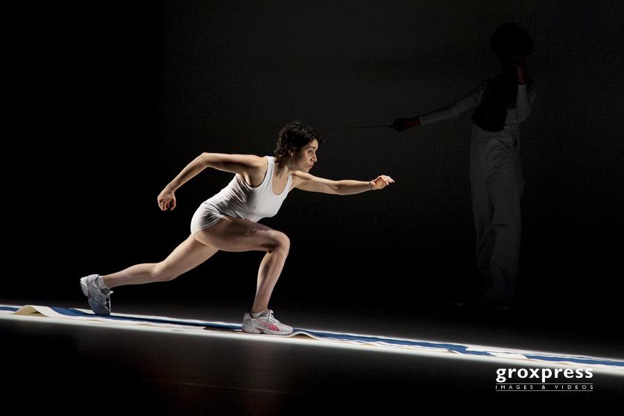 TanzTage 2011 Labor: Tanzmalerei - Yeri Anarika Vargas Sanchez (