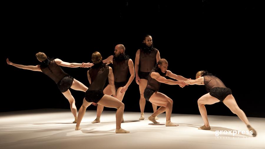 TanzTage 2011: Helsinki Dance Company; Posthof Linz, 06.04.2011
