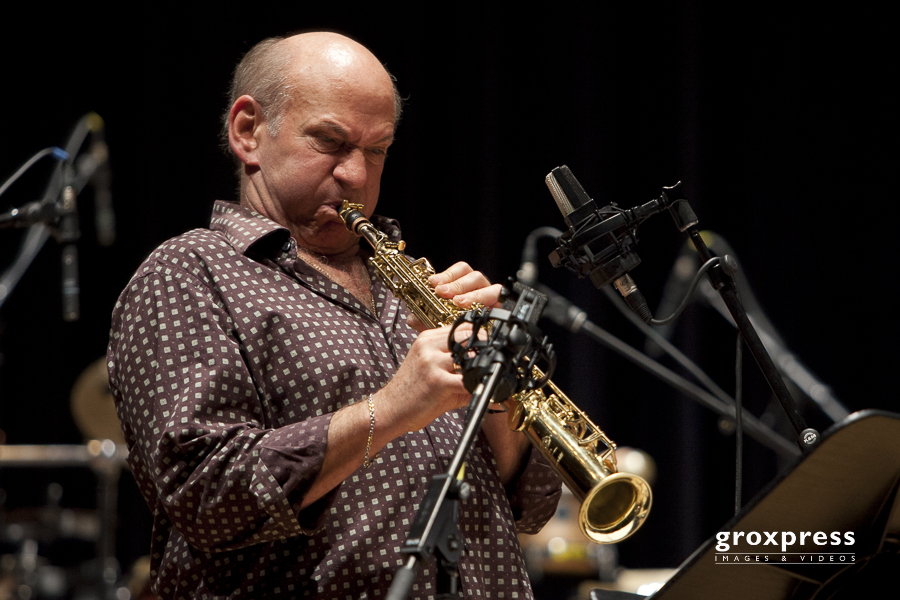 Sketches of Spain - Dave Liebman (Sopran-, Tenorsaxophon), Sauda