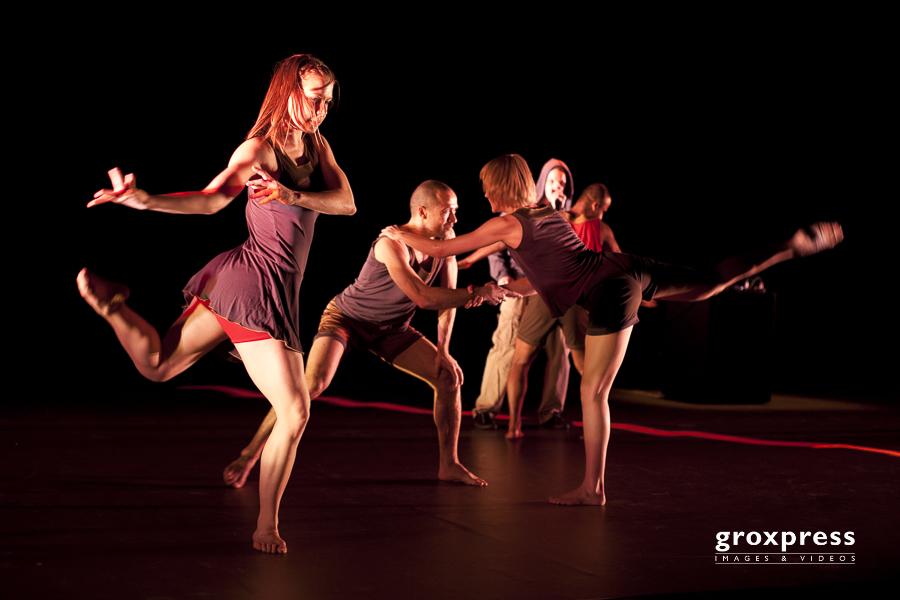 TanzTage 2011: Shobana Jeyasingh Dance Company (GB) - Bruise Blo