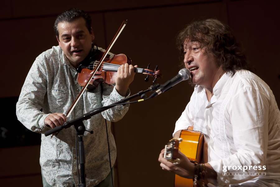 Brazilian Night: Rudi Berger (violin), Toninho Horta (guitar, vo