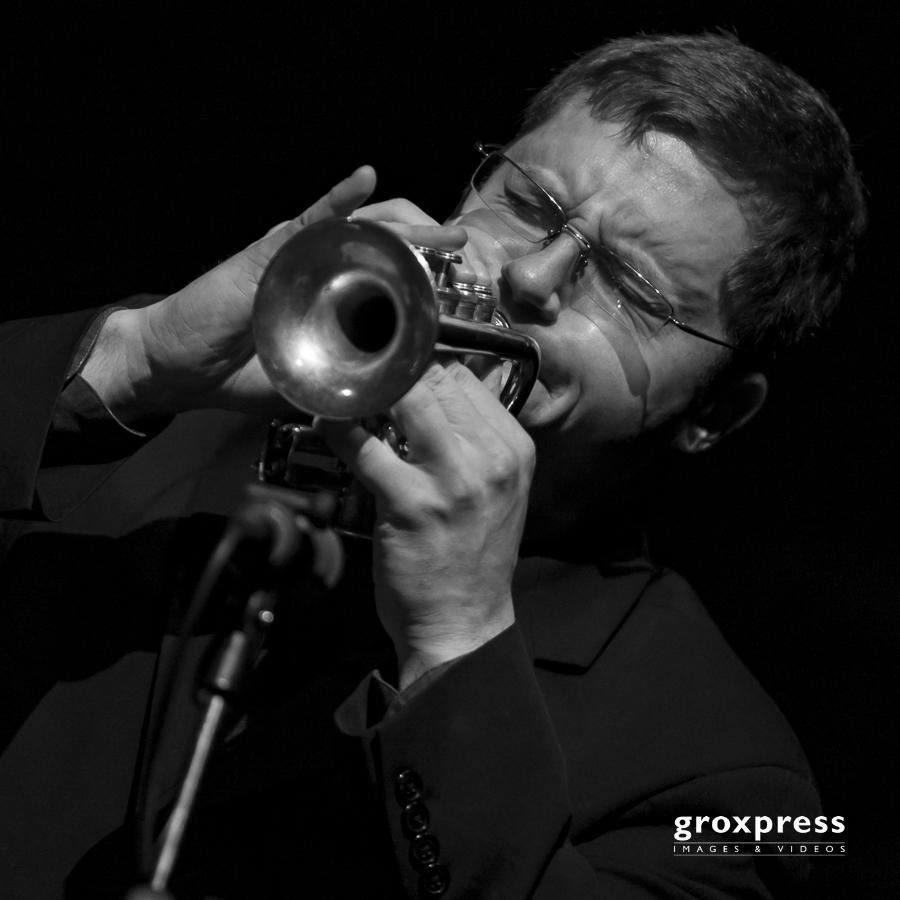 Peter Evans Quintet - Peter Evans (trompete); Alter Schl8hof Wel