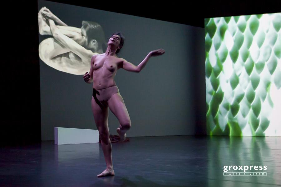 TanzTage 2012: Les Ballets C de la B - Rosalba Torres Guerrero (