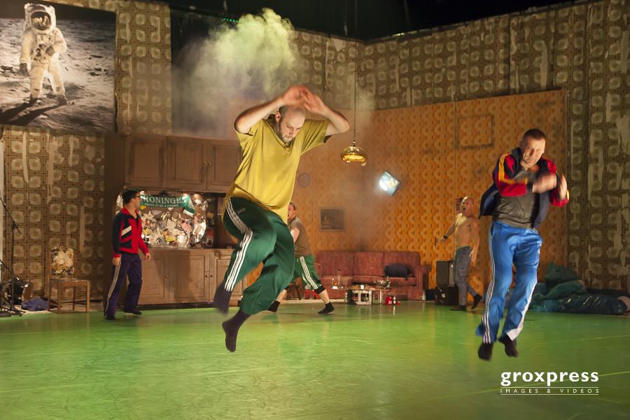 TanzTage 2012: Club Guy & Roni (NL/IL) - Alpha Boys; Posthof Lin