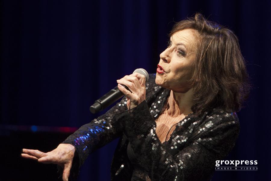 Maria Bill (voc): I mecht landen - Farewell Tour 2012; Posthof L