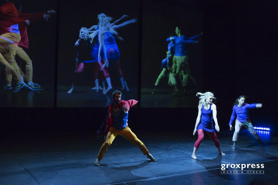 TanzTage 2013: Australian Dance Theatre - Proximity; Posthof Lin