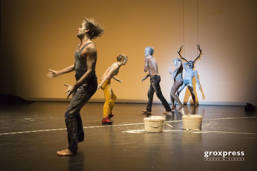 TanzTage 2013: Compagnie Philippe Saire - Verklärte Nacht; Post
