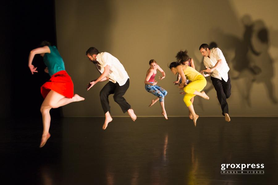 "TanzTage 2013: ""Pupil Suite"" - Gallim Dance (USA); Posthof Linz,"